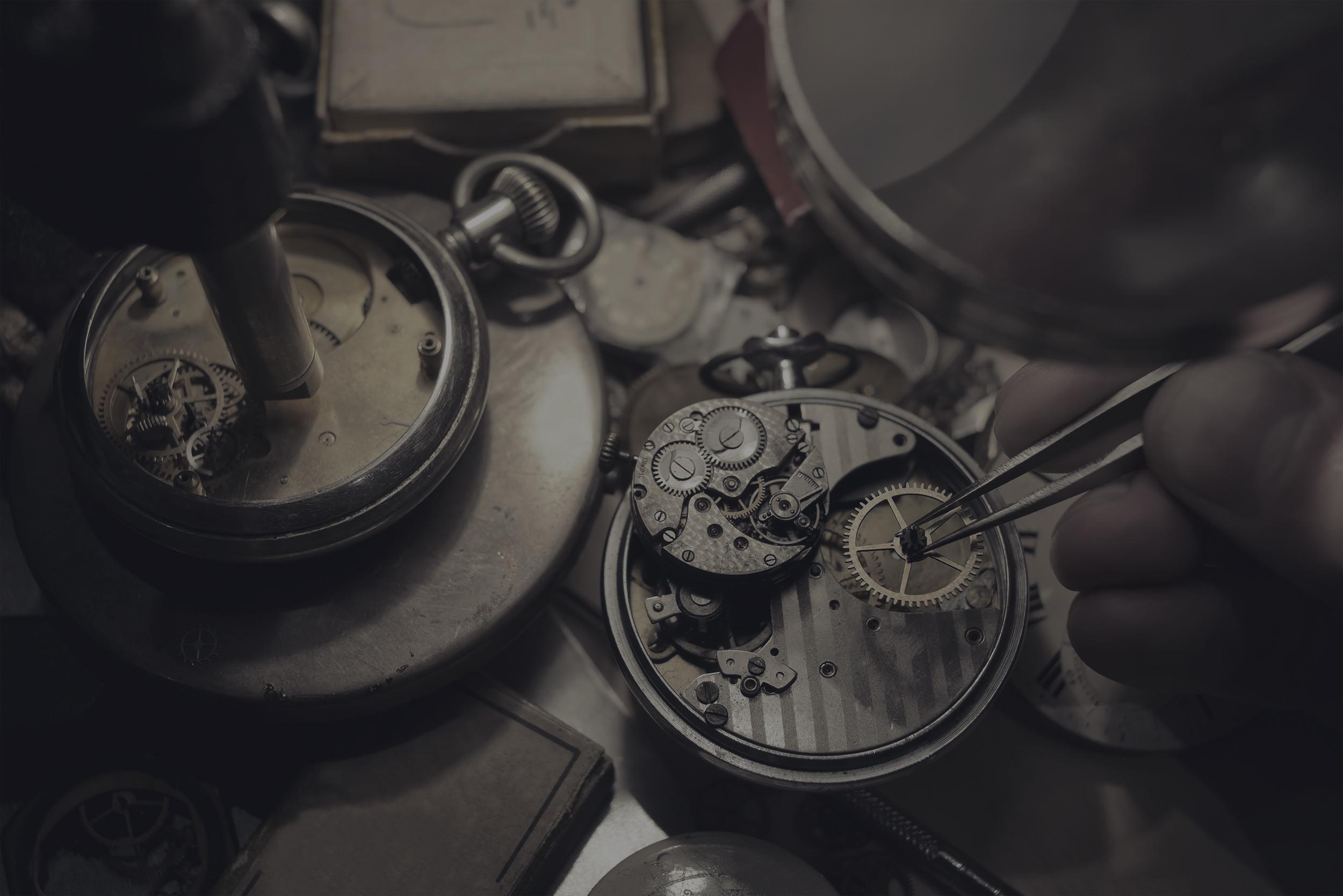Artigiani del tempo dal 1927